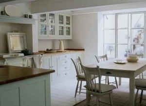 Kuchyna z masivu