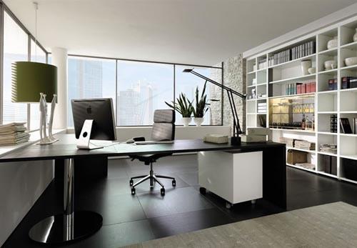 Moderny luxusny kancelarsky nabytok