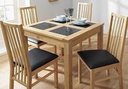Moderny jedalenky stol