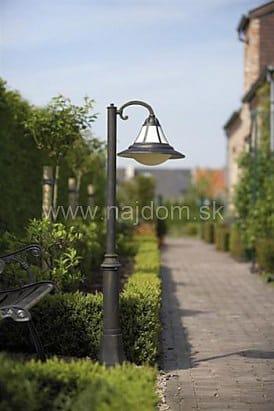 Lampa do zahrady