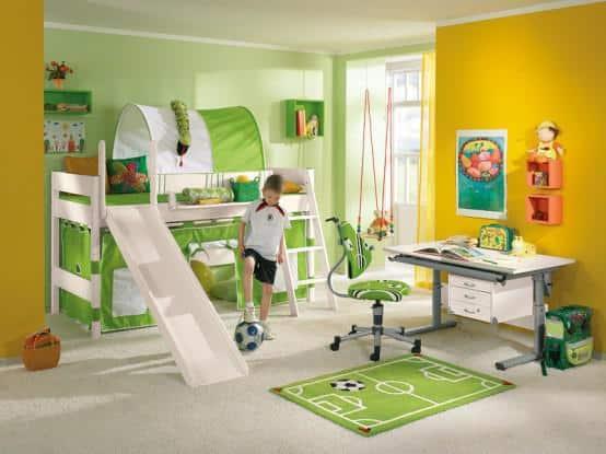 Futbal - chlapcenska detska izba