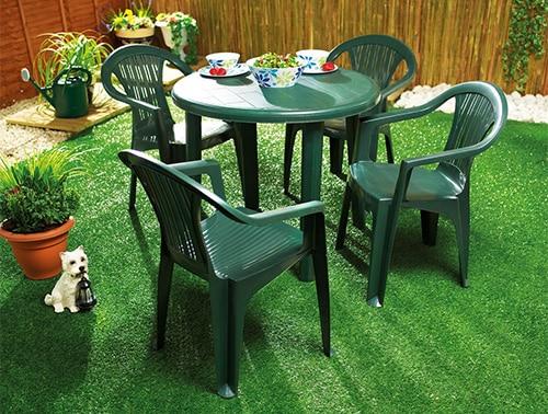 21c91e5587ff Plastový záhradný nábytok - Moderné bývanie