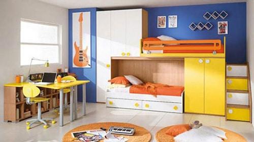 Detska izba pre 2 deti