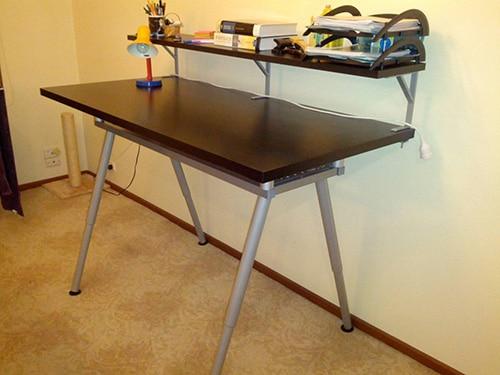 Lacny polohovaci stol Galant