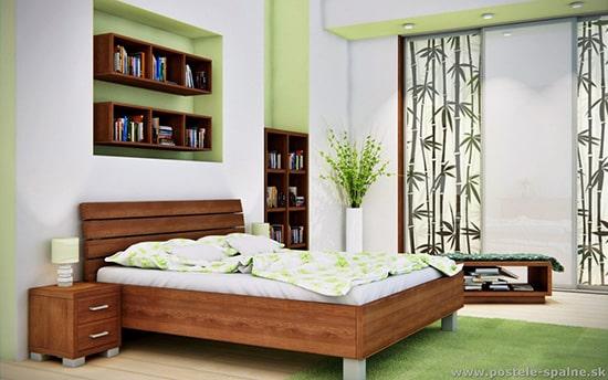 Manželská posteľ Zuzka