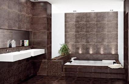 Štýlová kúpelňa - Instalmont