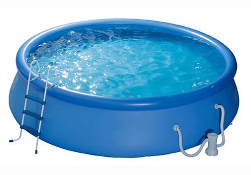 Kruhový nafukovací bazén