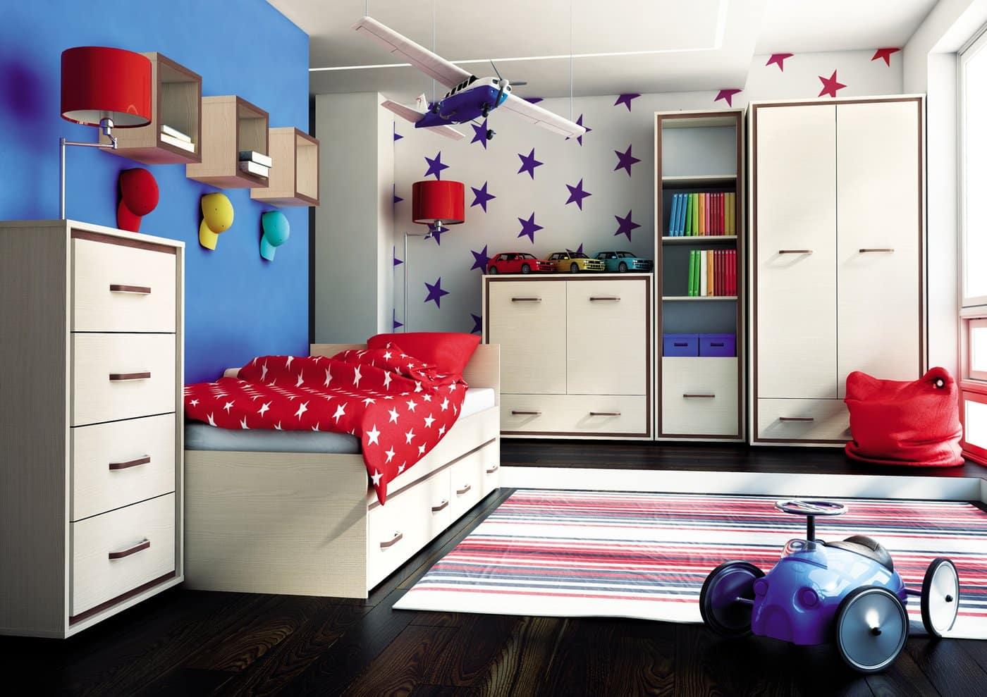 Detská izba pre chlapca