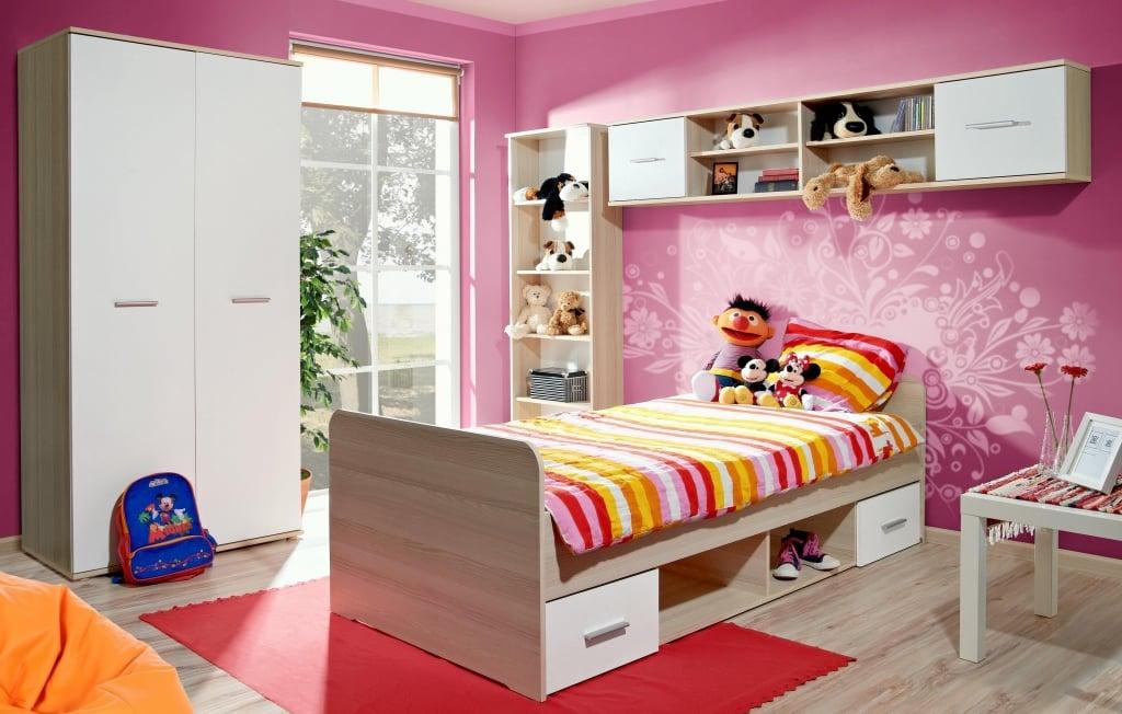 Detská izba pre školáčku