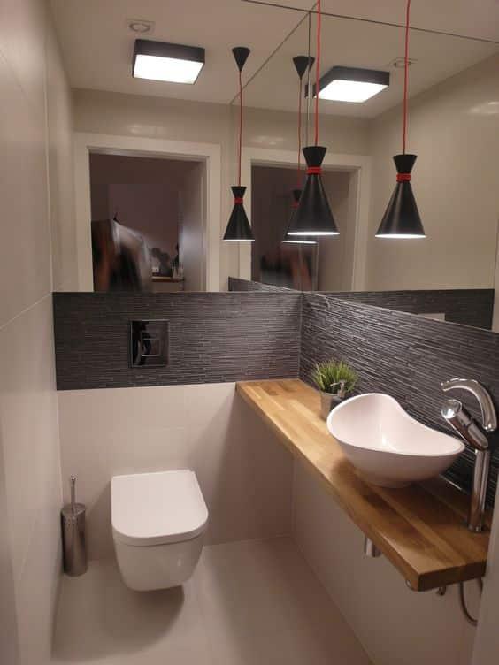 Moderný záchod