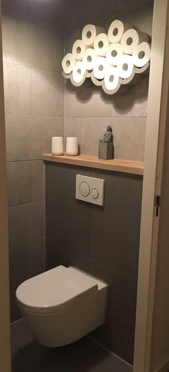 Záchodová miestnosť - wc
